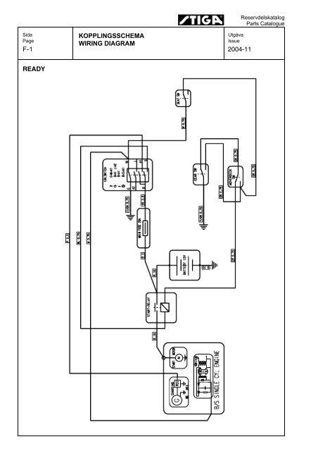 11 1v wiring diagram 1 kopplingsschema f wiring diagram 2004 11 ready  wiring diagram 2004 11 ready