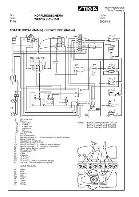 K341 Kohler Wiring Diagram. . Wiring Diagram on