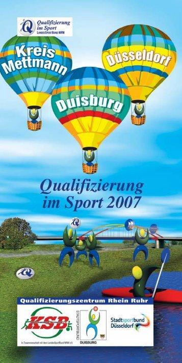 F - Kreissportbund Mettmann e.V.