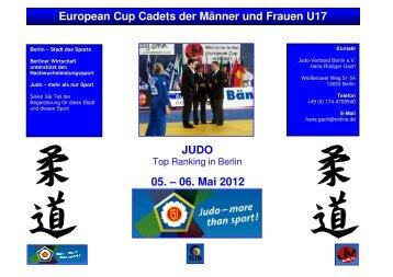 Pressemappe - ECC u17 - 2012-05-05 - KSC Obi eV 帯