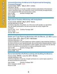 to access the 2013 Sponsorship & Exhibitors Guide - Page 6
