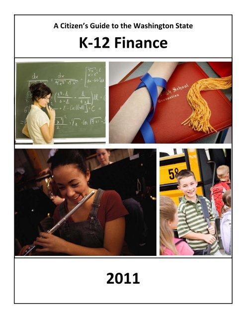 Citizen's Guide to K-12 Finance - Washington State Legislature