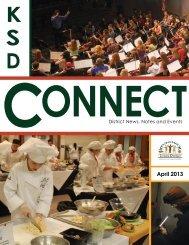April Staff Newsletter - Kennewick School District