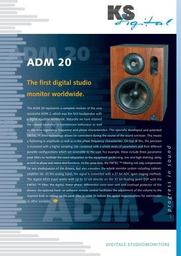 Line-Master ADM 20 - KSdigital