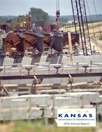 2010 Annual Report - Kansas Department of Transportation