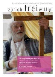 zürich freiwillig-2012-35_ueberarbeitet dk.indd - Stiftung Kirchlicher ...