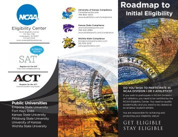 NCAA Eligibility Brochure - South High School