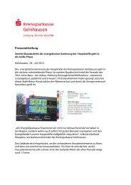 PM energet. Sanierung HS 04_07_13 - Kreissparkasse Gelnhausen