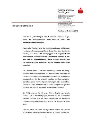 Download - Kreissparkasse Reutlingen