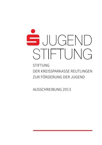 downloaden - Kreissparkasse Reutlingen