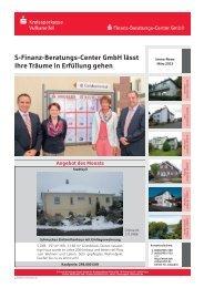 Zur aktuellen Ausgabe - Kreissparkasse Vulkaneifel