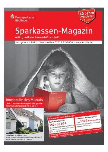 KSK Umbruch_4_2012.indd - Kreissparkasse Böblingen