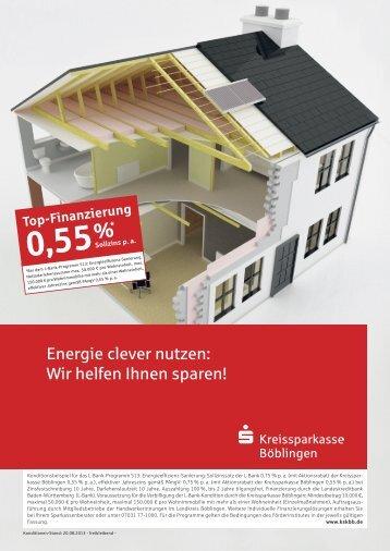 Informations-Coupon - Kreissparkasse Böblingen