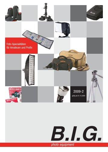 photo equipment 2009-2 - B.I.G.