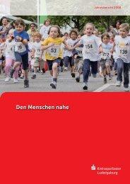 KSK Jahresbericht 2008 - Kreissparkasse Ludwigsburg
