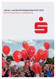 Jahresbericht (PDF - Kreissparkasse Ludwigsburg
