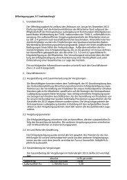 Offenlegungsbericht der Kreissparkasse Ludwigsburg nach § 26a ...