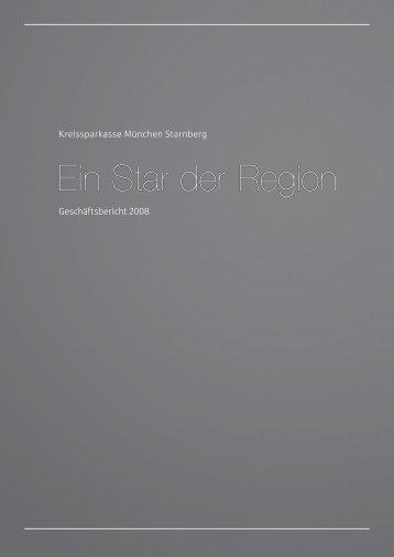 Geschäftsbericht 2008 - Kreissparkasse München Starnberg ...
