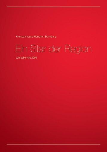 Jahresbericht 2008 - Kreissparkasse München Starnberg Ebersberg