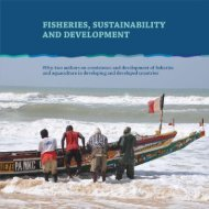 fisheries, sustainability and development - och Lantbruksakademien