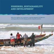 fisheries, sustainability and development - och Lantbruksakademien