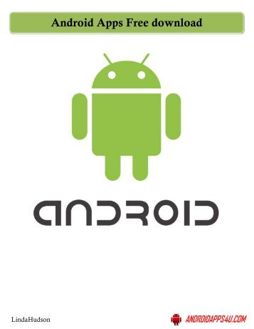 Android Apps Free download