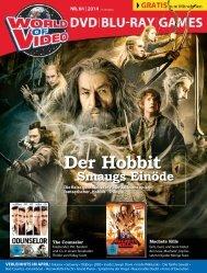 World of Video Kundenmagazin 2014/04