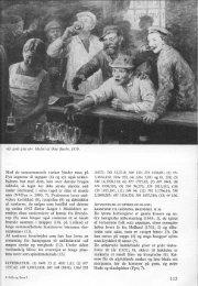 Et godt glas ølw. Maleri af Otto Bache, 1919. Med de ...
