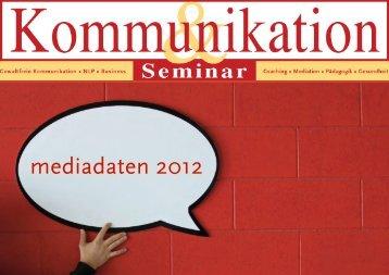 Mediadaten A5-2012_Mediadaten KS A5-2008 - Kommunikation ...