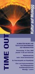 Time out Rückseite 4.indd - KS Musegg Luzern