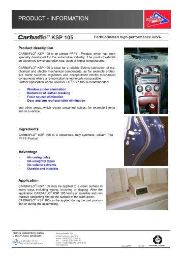 KSP 105 - KS Paul GmbH