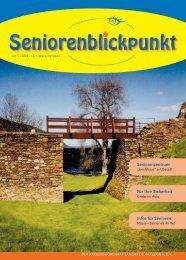 Seniorenzentrum Für Ihre Sicherheit Infos für ... - Kreisseniorenrat