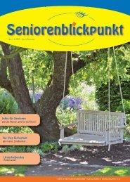 Infos für Senioren Für Ihre Sicherheit ... - Kreisseniorenrat