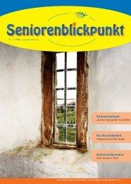 Seniorenzentrum Für Ihre Sicherheit ... - Kreisseniorenrat
