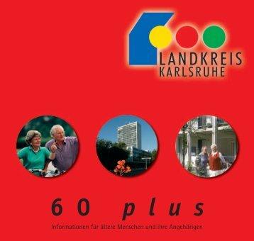 60 plus - Landkreis Karlsruhe