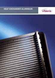 Heat Exchanger Aluminum - Aleris