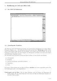 1 Einführung in CAD mit DIG-CAD