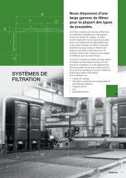 2. Systeme de filtration