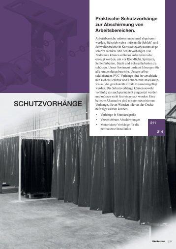 16. Schutzvorhänge (pdf - 7271 KB) - KSU Umwelttechnik