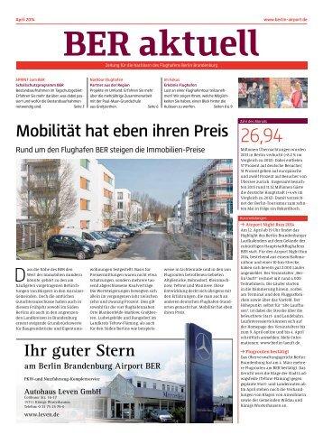 BER aktuell 04/2014
