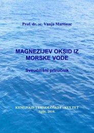 Magnezijev oksid iz morske vode - Kemijsko-tehnološki fakultet