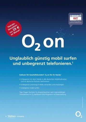 Unglaublich günstig mobil surfen und unbegrenzt ... - KTK-Consulting