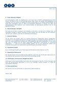 Allgemeine Geschäftsbedingungen (Fa. Klaus the ... - KTK-Consulting - Page 2