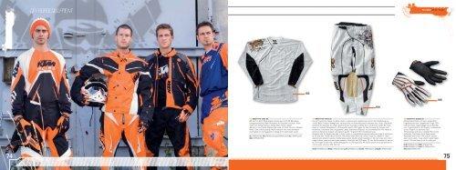 103 GRAVITY-FX SHIRT 09 MX-Shirt im Multi-Panel Raglan ... - KTM