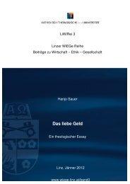 854.50 Kb - Katholisch-Theologische Privatuniversität Linz