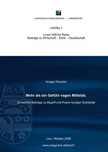 Download - Katholisch-Theologische Privatuniversität Linz
