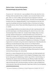 Kurzfassung - Katholisch-Theologische Privatuniversität Linz