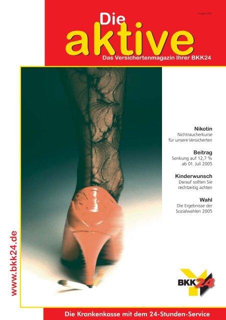 BKK24 Magazin Oberkirchen - Allen Carr's Easyway