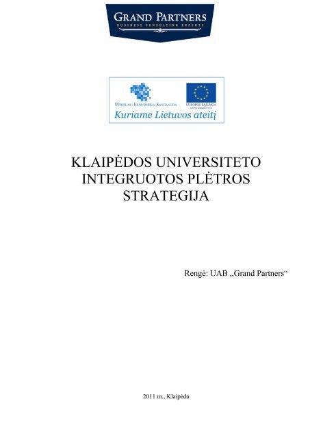 studentų patirties strategijos universitetas hkex pasirinkimo strategija