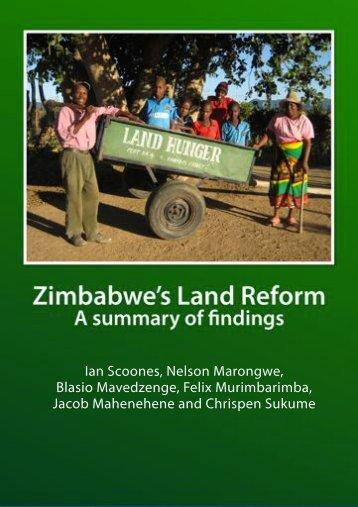 Zimbabwe's Land Reform